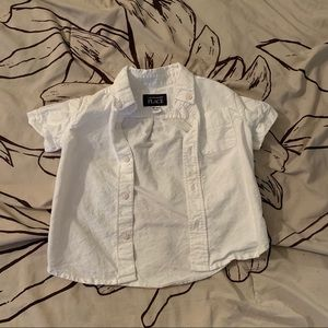 Children's Place 12-18m boys button down shirt